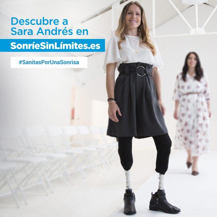 Sara Andrés y Sanitas