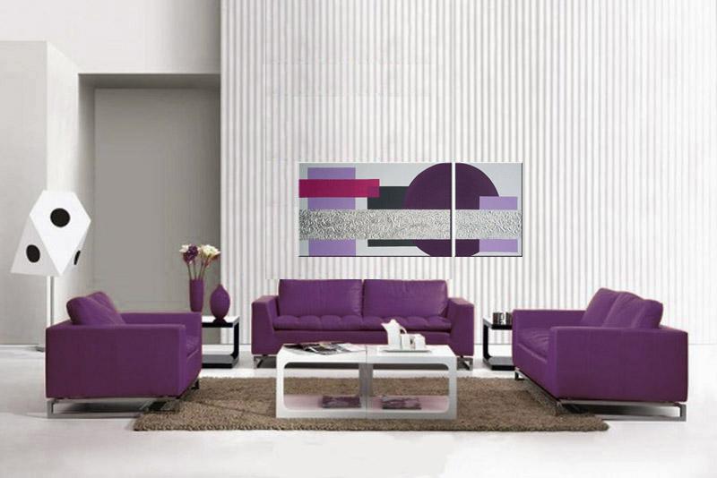 salon-cuadro-violeta