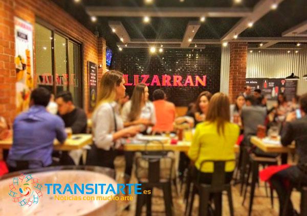 Lizarran expansion a America