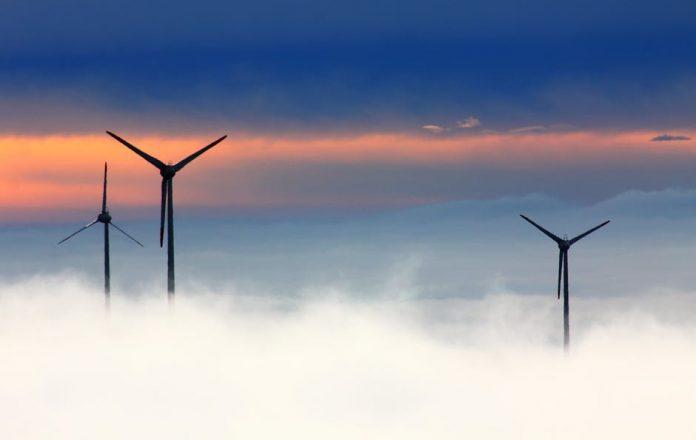 energía eólica en holanda
