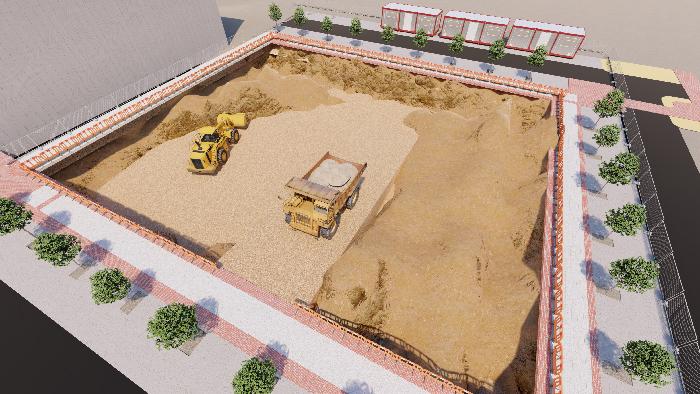 Grupo Simetria termina el proyecto de construcción en la UJI