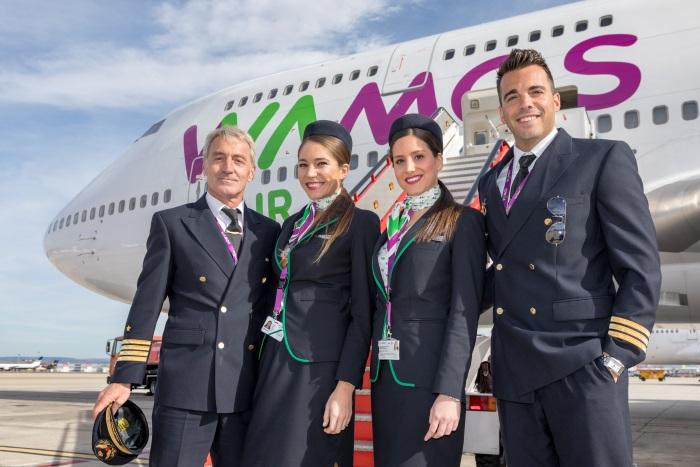 Wamos Air opiniones viajar Caribe