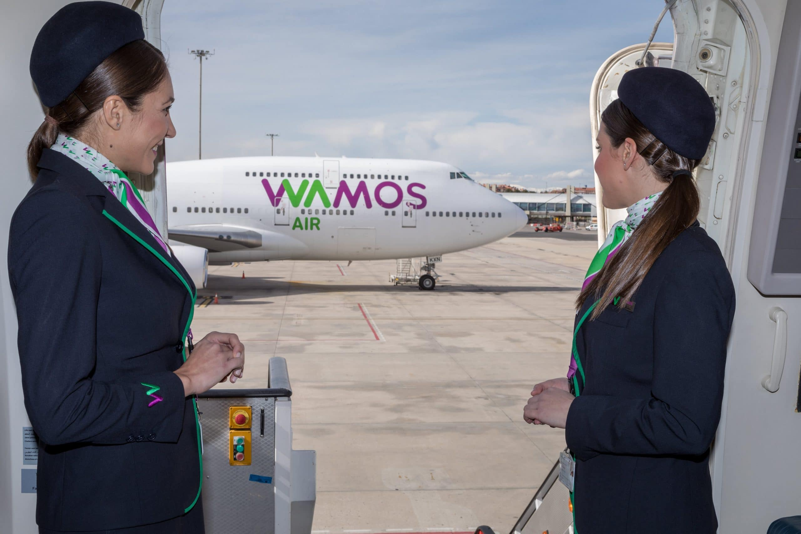 Wamos Air opiniones clase Business