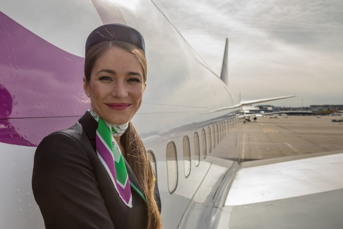 Clase Business Wamos Air