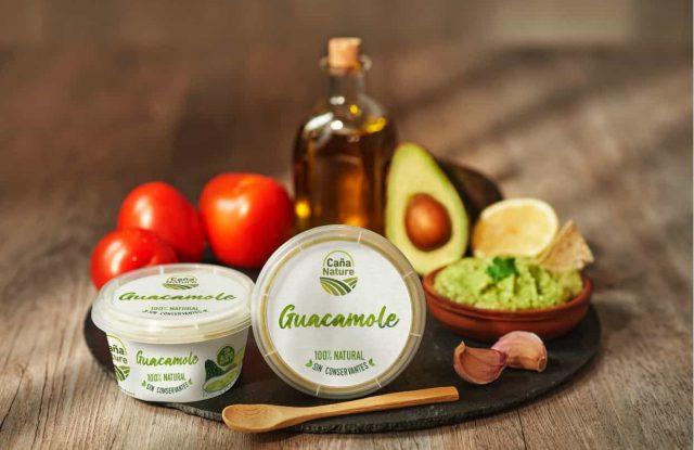 Caña Nature ingredientes del Guacamole